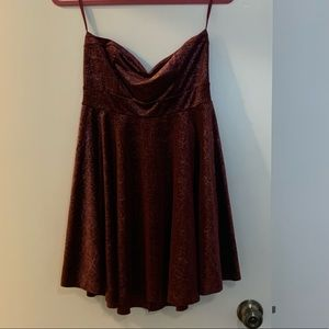 Free People sparkly Dress - LIKE NEW